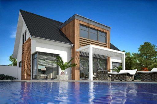 maison intelligente connect e homing home domotique. Black Bedroom Furniture Sets. Home Design Ideas