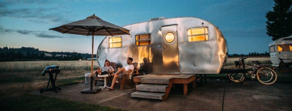 installation douche économique pour camping