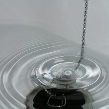 Zoom sur le détecteur de fuite d'eau