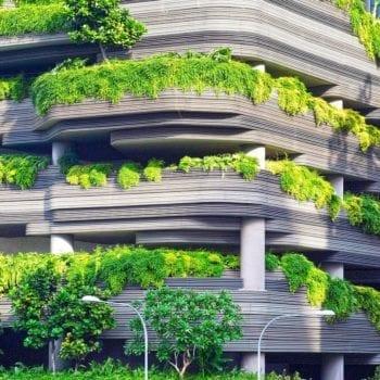 Mon balcon au vert grâce à la domotique