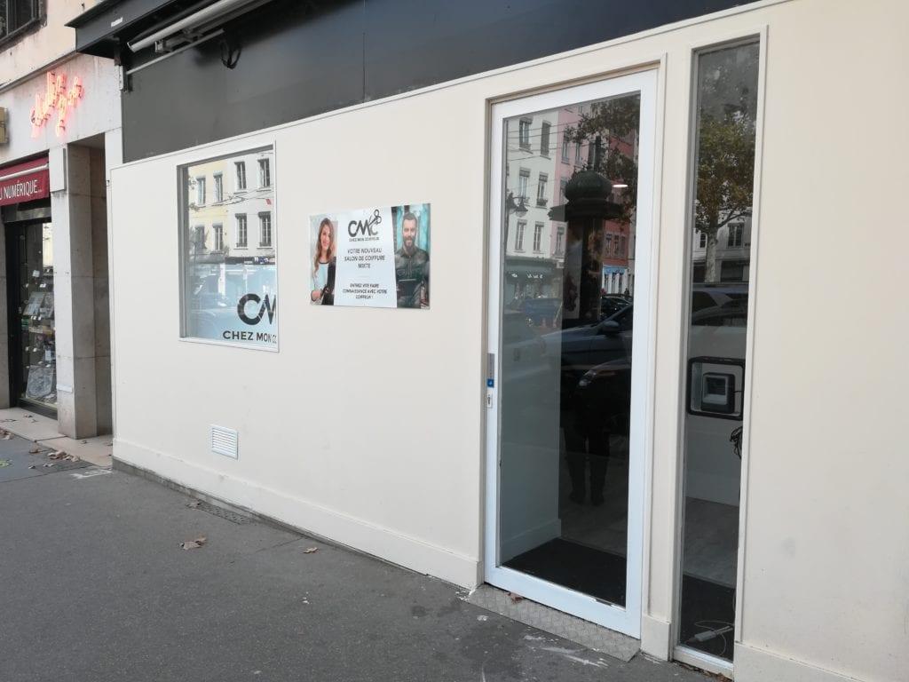 coifeur place Croix Rousse Lyon