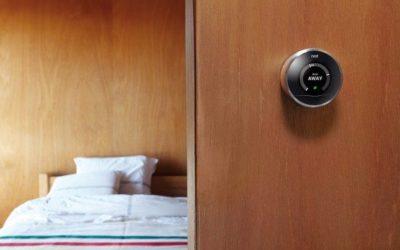 Le thermostat connecté, économies d'énergie… et de patience