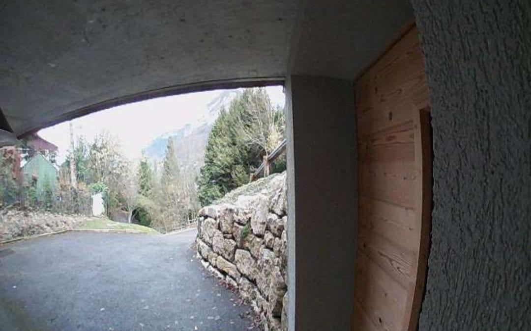 installateur portier vidéo Doorbird sur Lyon et Auvergne Rhone Alpes