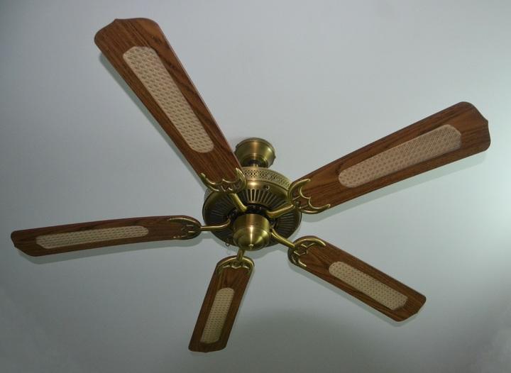 installation d'un ventilateur connecté