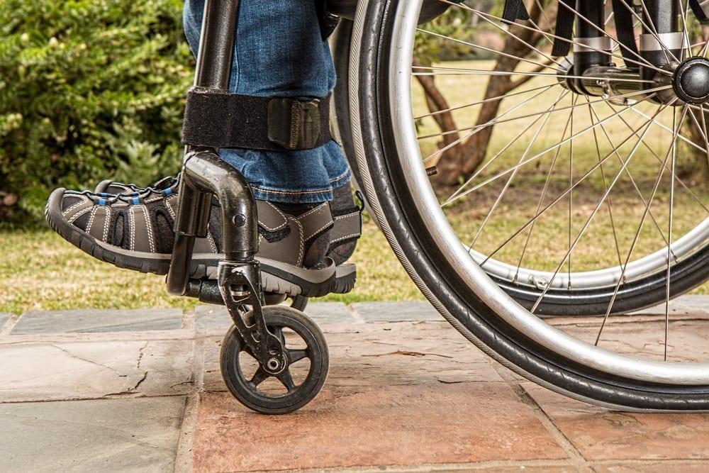 équipement domotique pour handicapés PMR